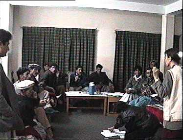 Kalasha Orthography Conference, December 2000